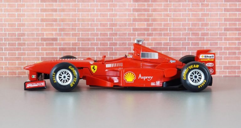 F1のカリスマ